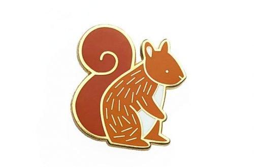 Eekhoorn pin