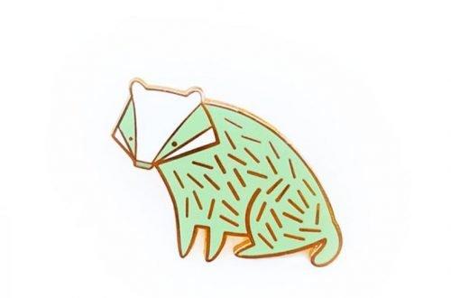 Das pin mintgroen