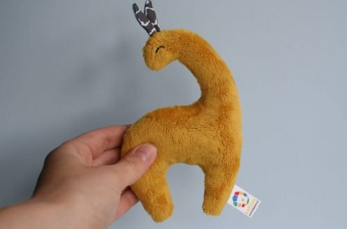 Giraffe rammelaar