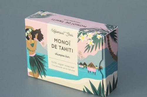 Vegan Shampoo Monoi de Tahiti