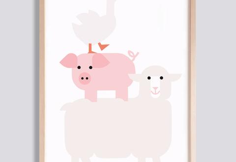 Boerderijdieren – Julia Matzke