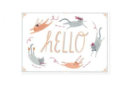 Hello – Teken-Ing