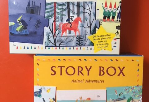 Story Box Sprookjes of dieren