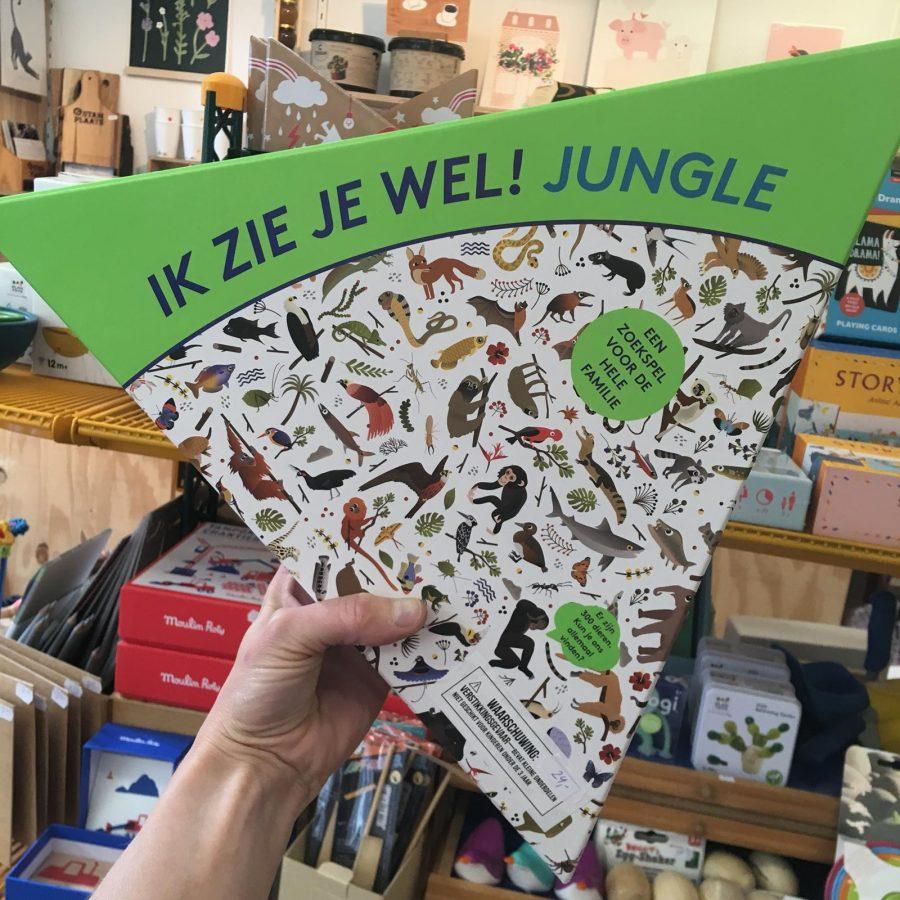 ik zie je wel jungle